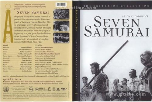 七武士/the seven samurai(1954)
