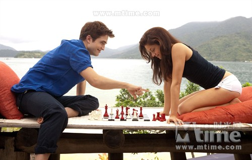 暮色4:破晓(上)The Twilight Saga: Breaking Dawn - Part 1(2011)剧照 #56