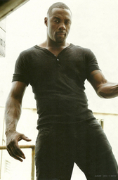 写真 #0003:伊德瑞斯·艾尔巴 Idris Elba