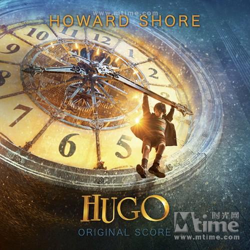 雨果Hugo(2011)原声碟封套 #03