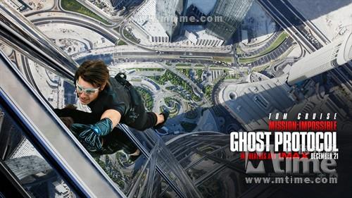 碟中谍4Mission: Impossible - Ghost Protocol(2011)桌面 #05B