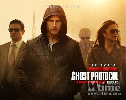 碟中谍4Mission: Impossible - Ghost Protocol(2011)桌面 #01A