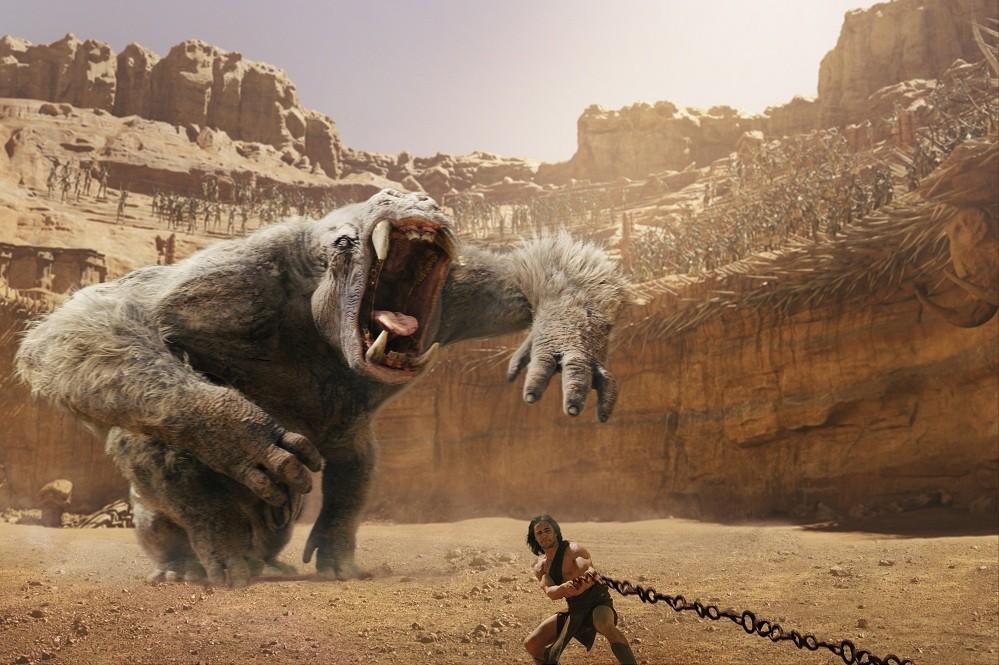 5部人类大战怪兽的电影,你们还看过哪些?一起来分享下吧