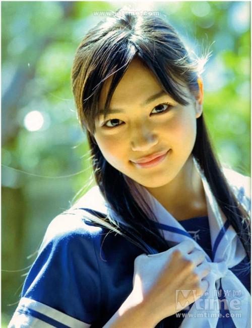 页面:网站首页-- 川口春奈写真