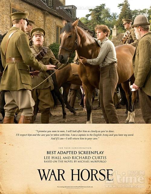 战马War horse(2011)海报(供你参考) #04