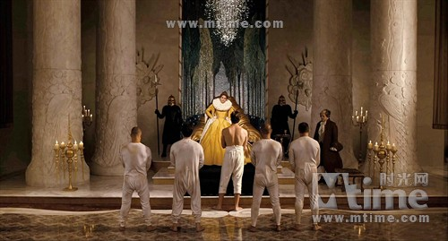银幕暗黑童话:从童话王国到冷酷仙境 - 图宾根木匠 - 十分钟,年华老去。