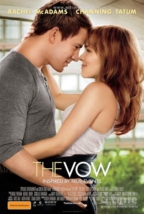 誓约The Vow(2012)海报(澳大利亚) #01