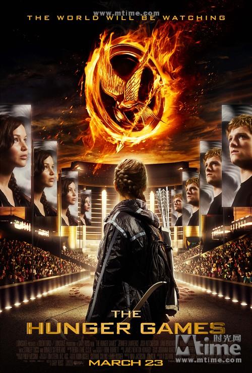 饥饿游戏The Hunger Games(2012)海报 #01