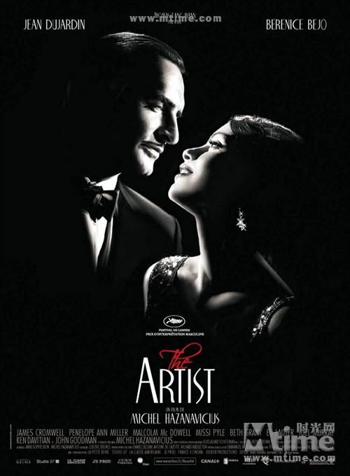 艺术家The Artist(2011)海报 #01