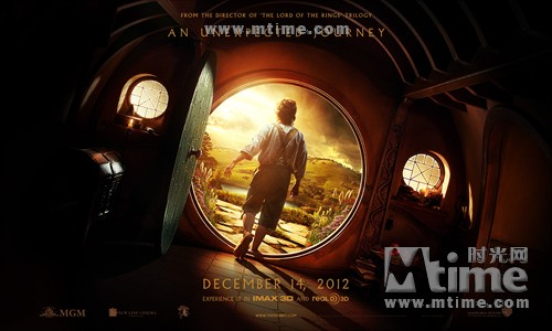 霍比特人1:意外旅程The Hobbit: An Unexpected Journey(2012)预告海报 #02B