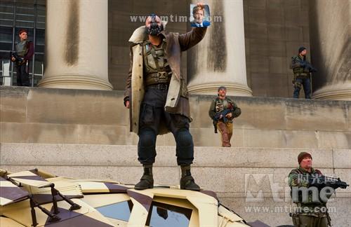 蝙蝠侠:黑暗骑士崛起The Dark Knight Rises(2012)剧照 #04