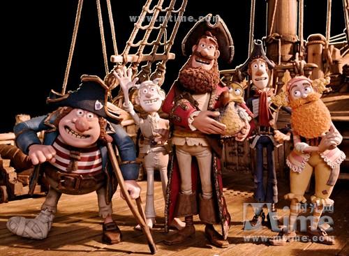 神奇海盗团The Pirates! Band of Misfits(2012)剧照 #08