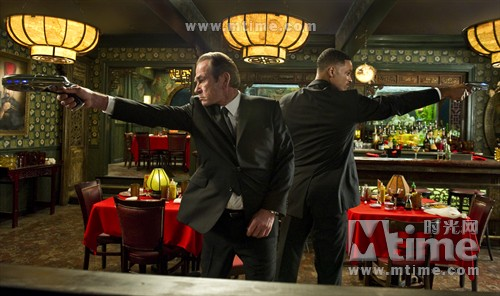 黑衣人3Men in Black III(2012)剧照 #01