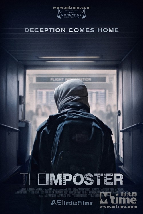 冒充者The Imposter(2012)海报 #01