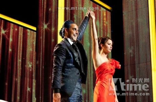 饥饿游戏Hunger Games(2012)剧照 #14