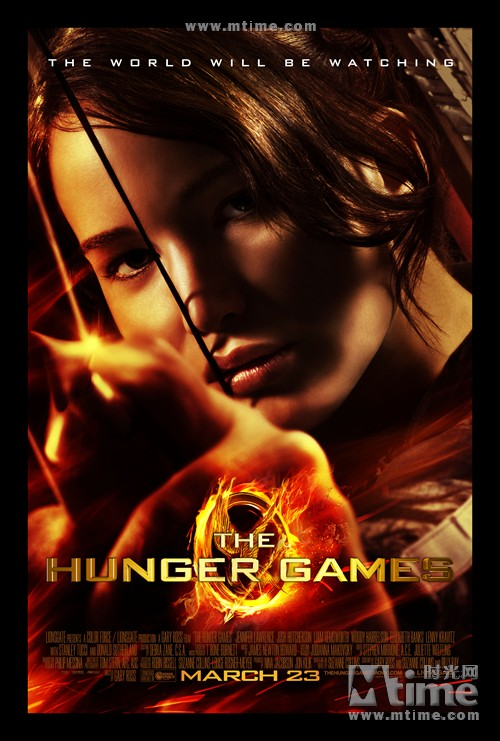 饥饿游戏The Hunger Games(2012)海报 #02