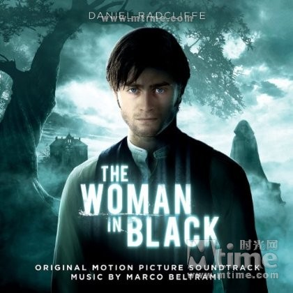 黑衣女人The woman in black(2012)原声碟封套 #01