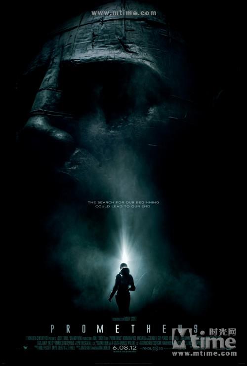 普罗米修斯Prometheus(2012)海报 #01