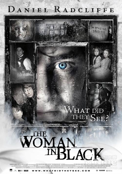 黑衣女人The woman in black(2012)海报 #01