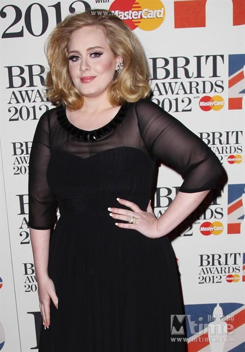 阿黛尔 Adele 生活照 #28