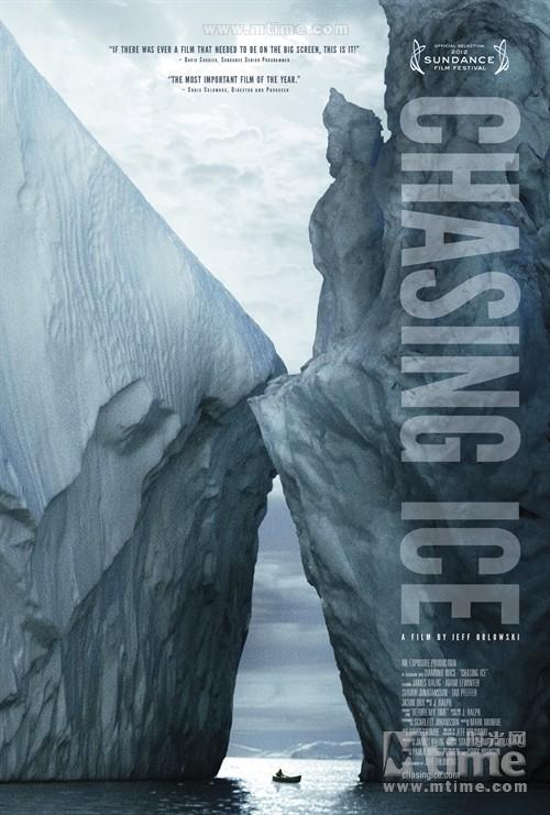 逐冰之旅Chasing ice(2012)海报 #01