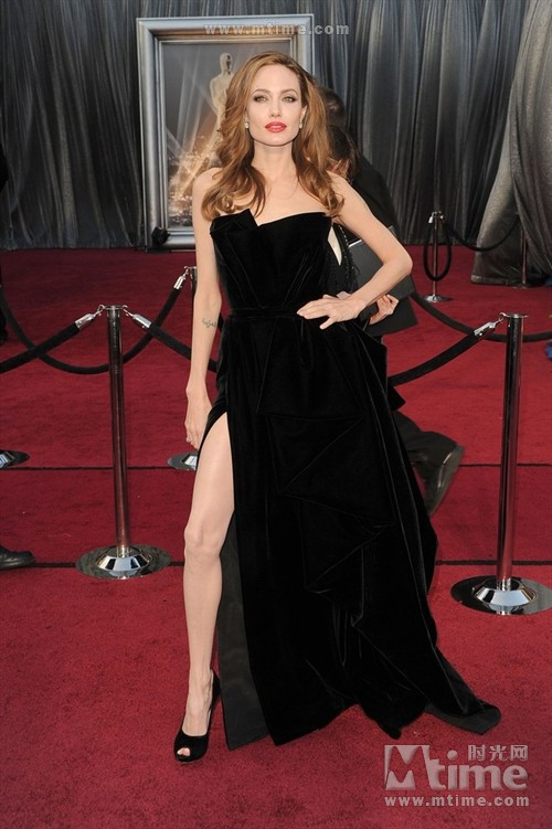 安吉丽娜·朱莉 Angelina Jolie 生活照 #1640