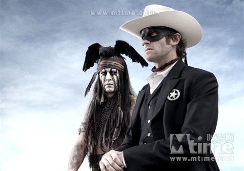 独行侠The Lone Ranger(2013)剧照 #01