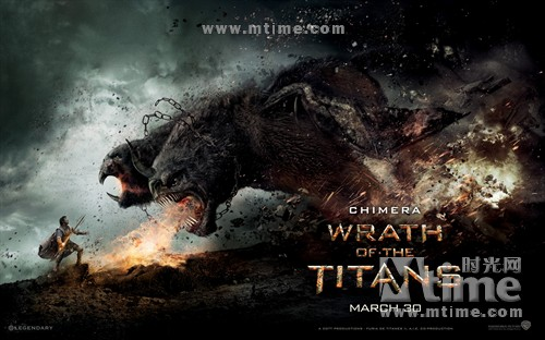 诸神之怒Wrath of the Titans(2012)桌面 #7C