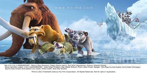 冰河世纪4:大陆漂移Ice Age: Continental Drift(2012)剧照 #05