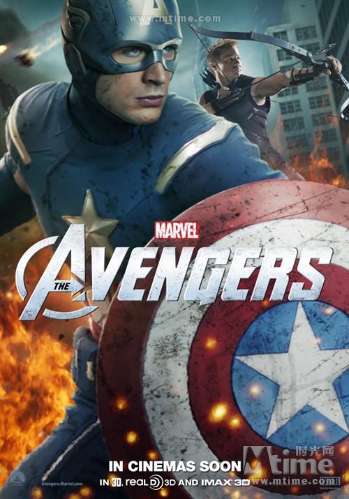 复仇者联盟The Avengers(2012)角色海报 #21