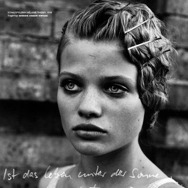 写真 #0045:梅兰尼·蒂埃里 Mélanie Thierry