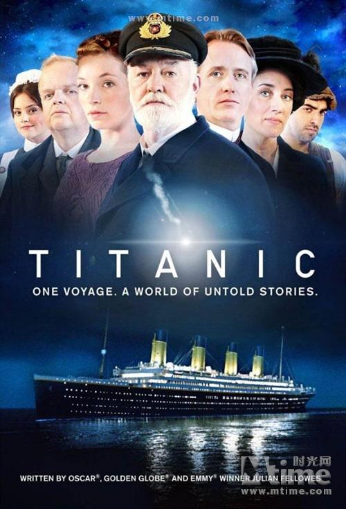 泰坦尼克号Titanic(2012)海报 #02