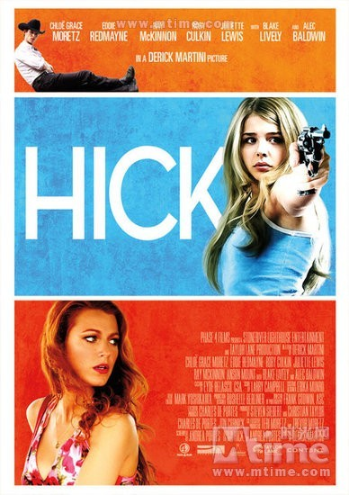 乡下人Hick(2011)海报 #01