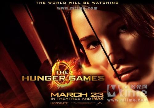 饥饿游戏The Hunger Games(2012)预告海报(英国) #01