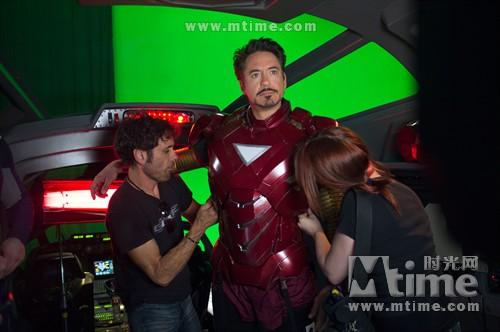 复仇者联盟The Avengers(2012)工作照 #121