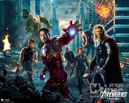 复仇者联盟The Avengers(2012)桌面 #05A