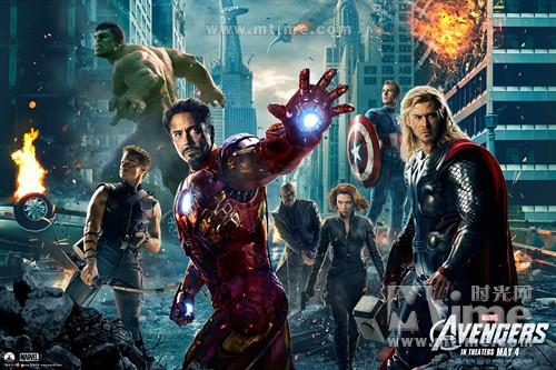 复仇者联盟The Avengers(2012)桌面 #05B