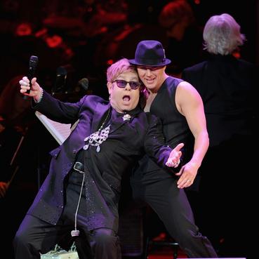 生活照 #18:埃尔顿·约翰 Elton John