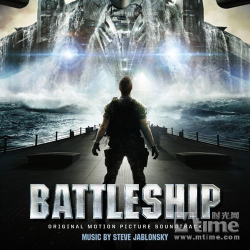 超级战舰Battleship(2012)原声碟封套 #01a