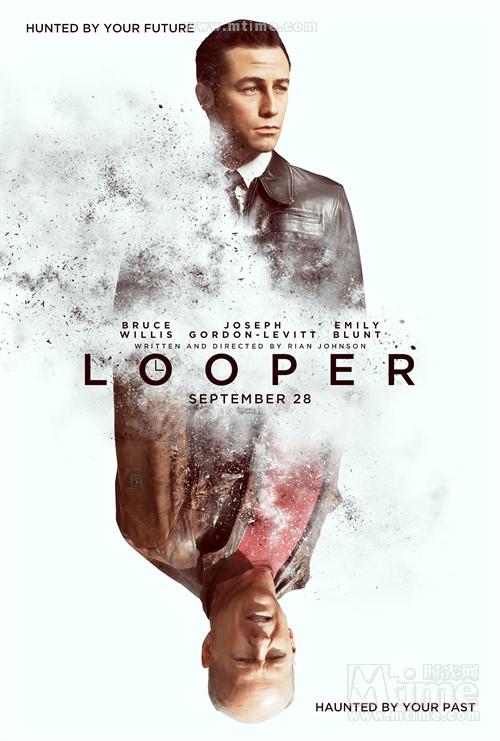 环形使者Looper(2012)海报 #01