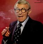 写真 #0003:乔治·伯恩斯 George Burns