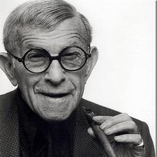 写真 #0004:乔治·伯恩斯 George Burns