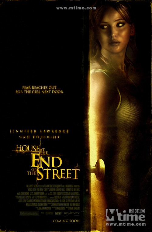 街尾之宅House at the End of the Street(2012)海报 #01