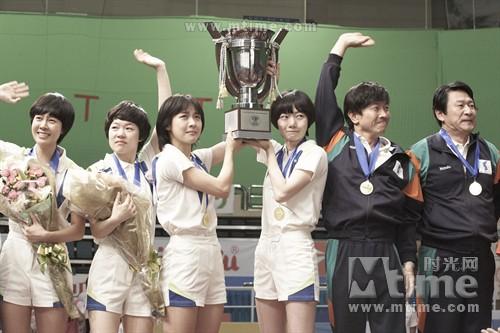 朝韩梦之队 体育精神难敌政治思想