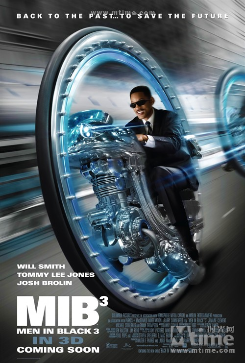 黑衣人3Men in Black III(2012)海报 #01
