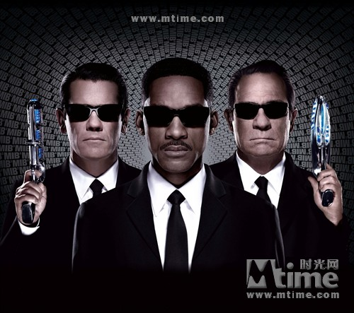 黑衣人3Men in Black III(2012)预告海报 #01C