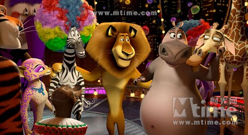 马达加斯加3Madagascar 3: Europe's Most Wanted(2012)剧照 #06