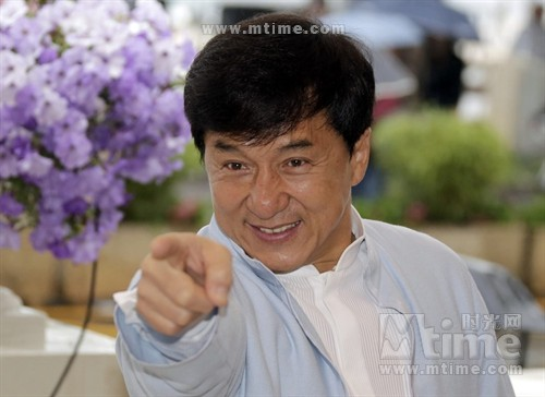 成龙 Jackie Chan 生活照 #1188