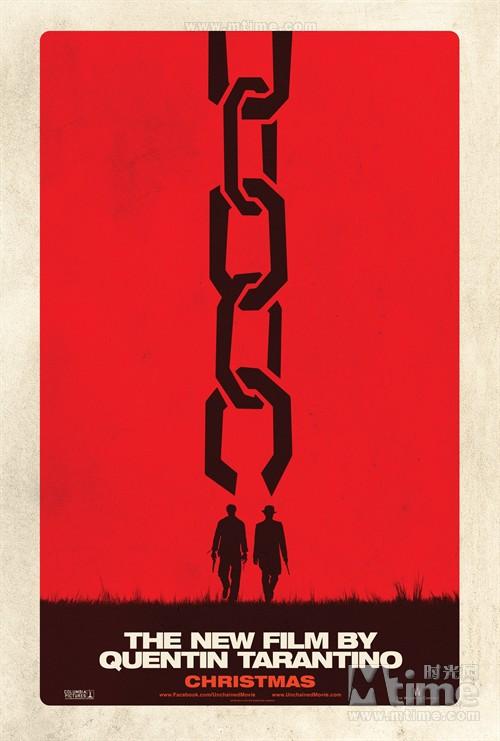 被解放的迪亚戈Django unchained(2012)预告海报 #01
