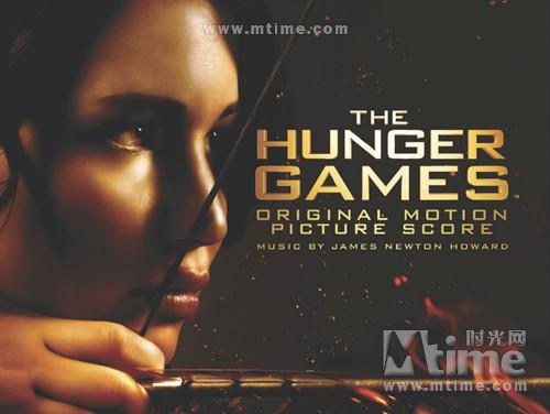 饥饿游戏The hunger games(2012)原声碟封套 #05a